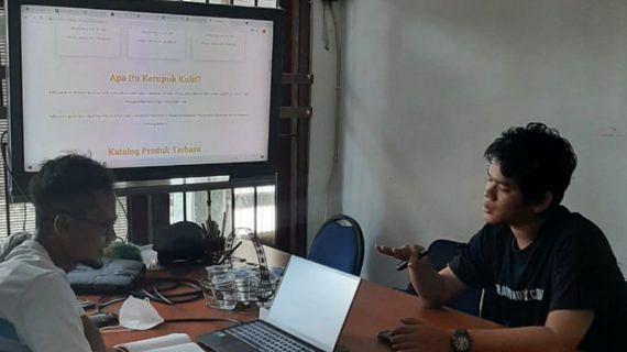 Privat Training SEO owner Sumber Barokah